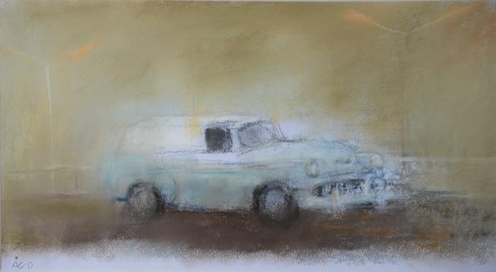 ÅC Danells målningar - En romantiker söker skönheten