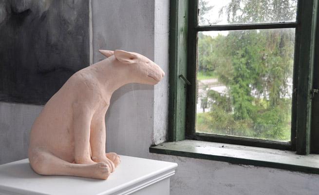 Sonjas skulpturer - En klassicist möter Disney